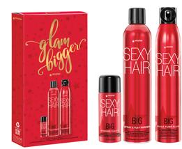 Sexy Hair Big Sexy Hair Glam Bigger Gift Set
