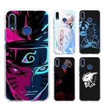Naruto Kakashi Anime Phone Case For Huawei P20 P30 P Smart P10 P9 P8 Nov... - $7.99