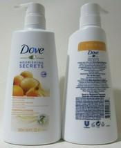 2 Dove Nourishing Secrets Replenishing Ritual Marula & Mango Body Lotion 16.9 Oz - $29.69