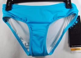 Coco Reef Swimwear Bathing Suit Bikini Bottoms Coral Sea Blue NWT - $18.00
