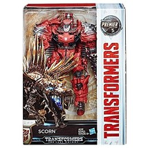 Transformers: The Last Knight Premier Edition Voyager Class Scorn - $69.62
