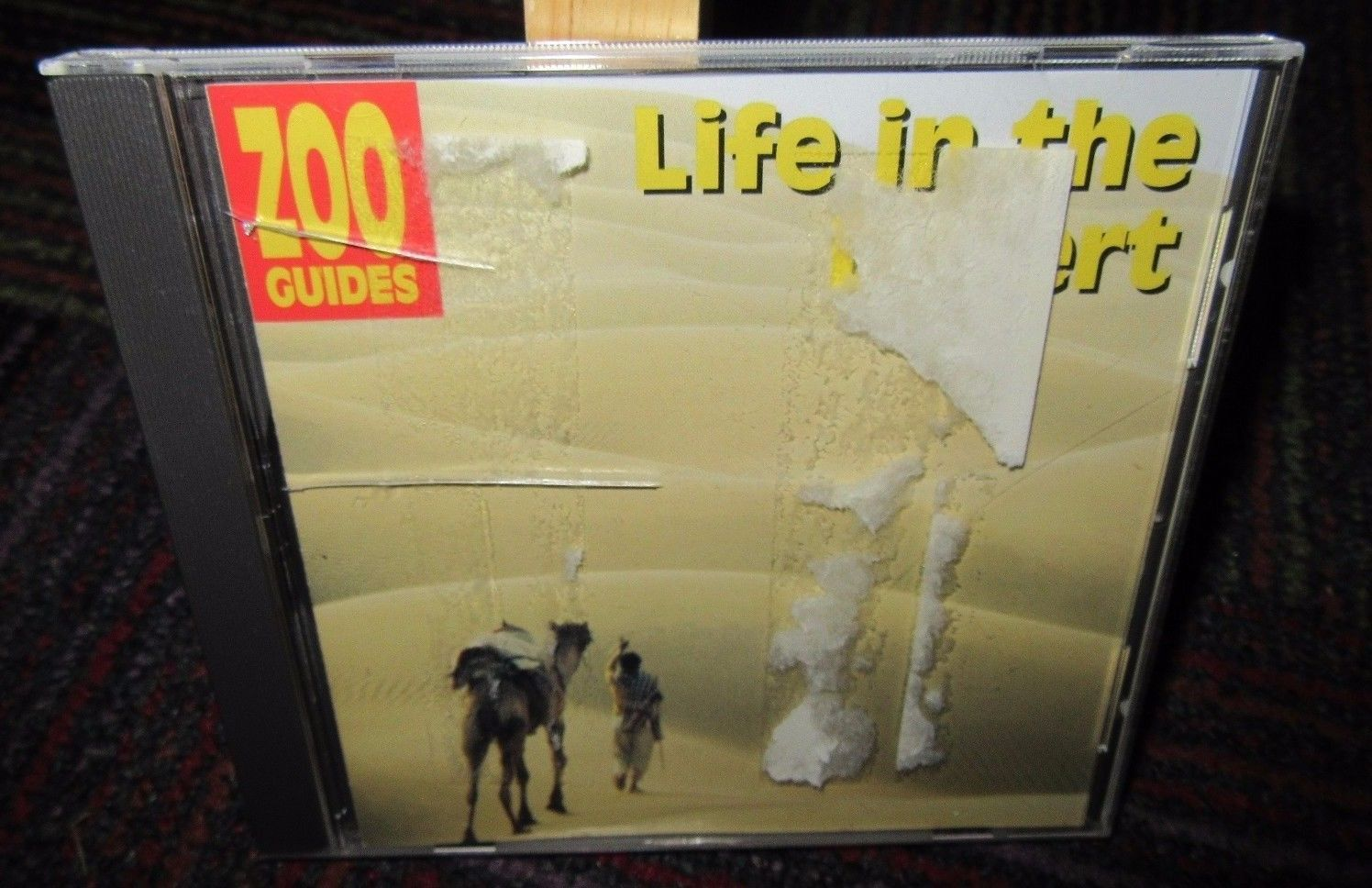 Zooguides Volume 6 Life In The Desert Pc Cd And Similar Items