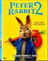 Peter Rabbit 2: The Runaway DVD 2021 Brand New Sealed - $7.50