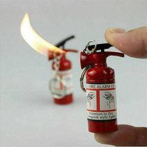 Mini Fire Extinguisher Butane Jet Lighter Cigar Cigarette Butane Lighter Torch  image 10