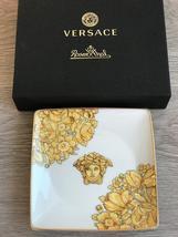 Rosenthal Versace Bowl Square Flat Medusa Rhapsody - $75.00