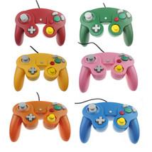 Game Controller GC Single Button Joystick For Nintendo GameCube Color Shell - $14.99