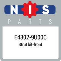 E43029U00C Nissan STRUT KITFRONT, New Genuine OEM Part - $205.35