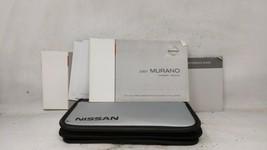 2007 Nissan Murano Owners Manual 100621 - $32.05
