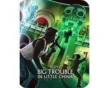 Big Trouble in Little China [Blu-ray] Limited Edition Steelbook - $47.96