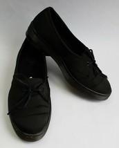 Dr Martens Shoes Flats Black I-eye Lace Up Morada Womens Size US 5 EU 36 - $44.50