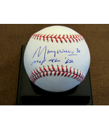 MAURY WILLS MVP NL 1962 LA DODGERS 2ND BASEMAN SIGNED AUTO OML BASEBALL JSA - $89.09