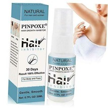 Hair Inhibitor, Hair Removal Spray, Stop Hair Growth, Hair Inhibiting and - $22.74
