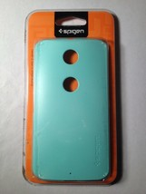 Authentic Spigen SGP11234 Google Motorola Nexus 6 Case Thin Fit Mint New - $5.15