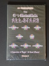 A-1 Magical Media All-Stars, Volume 2 — New, Factory Sealed - $25.00