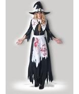 InCharacter Salem Witch Bridget Bishop Adult Womens Halloween Costume CF... - £29.68 GBP