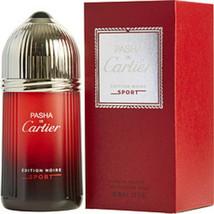 New PASHA DE CARTIER EDITION NOIRE SPORT by Cartier #292614 - Type: Frag... - $69.03