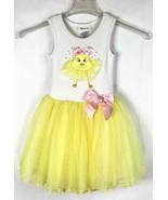 Bonnie Jean Girls 4T Spring Easter Chic Ballet Tutu Sleeveless Tank Top ... - $23.87