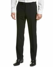 Kenneth Cole New York Men's Wool Blend Dress Pants Charcoal Grey 33W Unh... - $25.99
