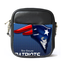 Sling Bag Leather Shoulder Bag The New England Patriots Popular Sports ... - $14.00