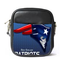 Sling Bag Leather Shoulder Bag The New England Patriots Popular Sports ... - $14.00