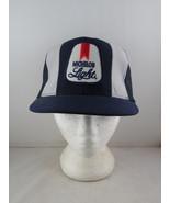 Vintage Patched Trucker Hat - Michelob Light - Adut Snapback - $49.00