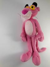 """8"""" Owens Corning Pink Panther Plush Made in Vietnam 2008   - $9.89"""