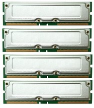 Dell Optiplex Gx400 1gb Rdram Rambus Memoria RAM Kit Probado - $12.88