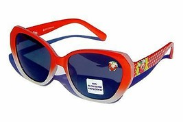 Shopkins Fragole Bacio Ragazze Red 100% UV Shatter Resistente Occhiali d... - $11.52