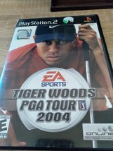 Sony PS2 Tiger woods PGA Tour 2001 image 3