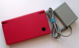 Nintendo DSi Pink Portable Handheld Video Game System with Stylus and Ch... - $44.54