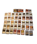 Magic the Gathering MTG Red & White Token (60) Card Custom Starter Deck ... - $14.88