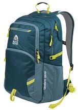 "Granite Gear Basalt/Bleumine Sawtooth 17"" Laptop School Campus Backpack Book Bag"
