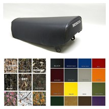 HONDA XR75 Seat Cover XR 75 Seat Cover 1973 1974 1975 1976  in 25 COLORS  (ST/W) - $37.95