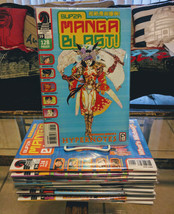 Super Manga Blast, Dark Horse Manga, Set of 16 Issues, NM/UNREAD - $24.70
