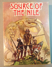 Source Of The Nile Avalon Hill #6315 Board Game Mostly Unpunched 1979 - $37.04
