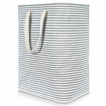 Lifewit 72L Freestanding Laundry Hamper Collapsible Large Clothes 72L, Grey - $24.37