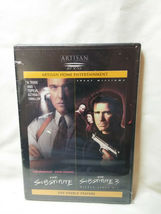 The Substitute/The Substitute 3 (DVD, 2001, Sensormatic) New Sealed image 3