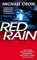 Primary image for Red Rain By Michael Crow
