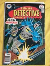 Detective Comics (1937 1st Series) #467 VF Very Fine - $22.77