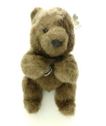"Gund ""Huggie"" Teddy Bear Style 2087 12"" tall Stuffed 1986 Vintage Plush  - $21.00"