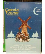 Carole Towne Collection Garrett's  windmill BRAND NEW - $85.48