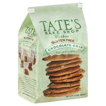 Tate's Bake Shop Gluten Free Chocolate Chip Cookies Case of 12 - $56.21