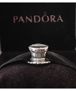 Authentic Pandora Teacup & Saucer Sterling Silver Genuine Retired Pandora Charm