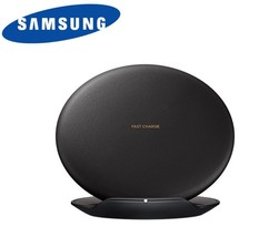 New Samsung Fast Charge Wireless Charger Convertible For Galaxy S8 Black image 1