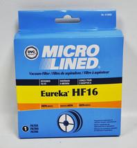 Dvc Micro Lined Eureka HF16 Hepa Filter - $14.36