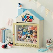 Disney Fantasy Shop Tsum Tsum House Storage Case Limited Made in Japan NEW - $205.90