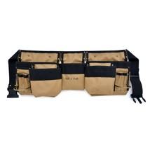 Style n Craft 76425 - 11 Pocket Carpenter's Tool Belt in Polyester - $32.99