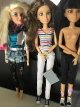 Lot of 23 Spin Master LIV Fashion Dolls OOAK DIY Makeover W - $272.24