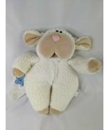 "Matchbox The Need-A-Littles Sheep Lamb Plush 13"" Pacifier Blanket 1985 S... - $39.95"