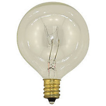 REPLACEMENT BULB FOR SYLVANIA 60G16.5C/BL 120V, WESTINGHOUSE 03609, 036090 - $17.18